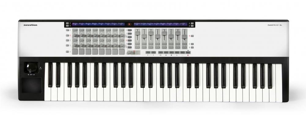 Midi-клавиатуры Novation ReMOTE61