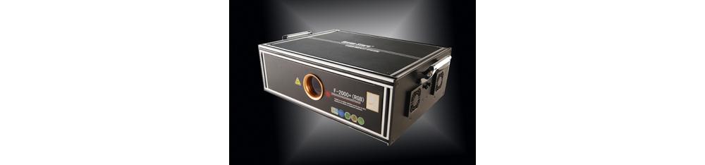Лазеры Big Dipper F2000 RGB