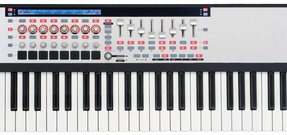 Midi-клавиатуры Novation ReMote 61 SL mk II