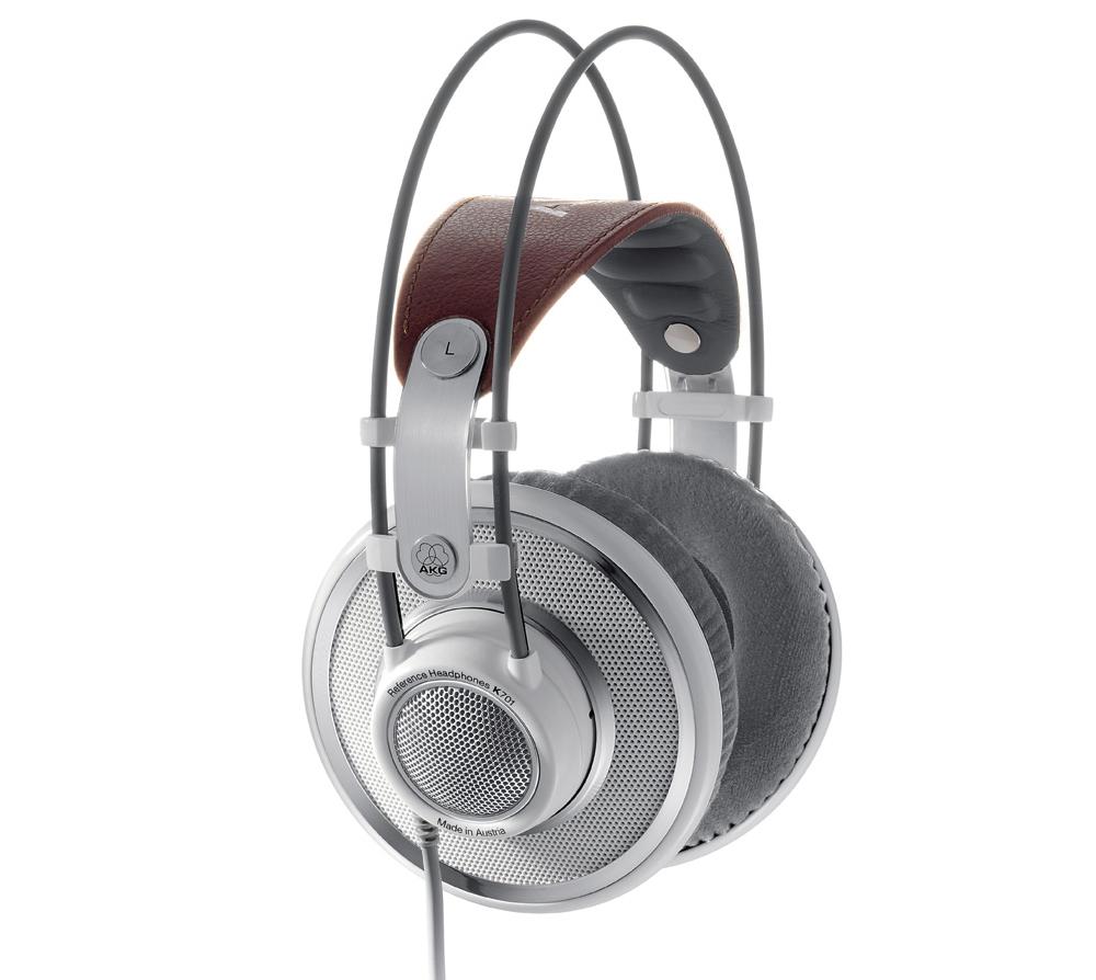 Наушники для аудиофилов AKG K 701