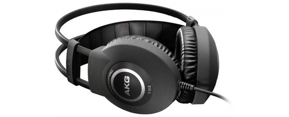 Наушники для аудиофилов AKG K 512