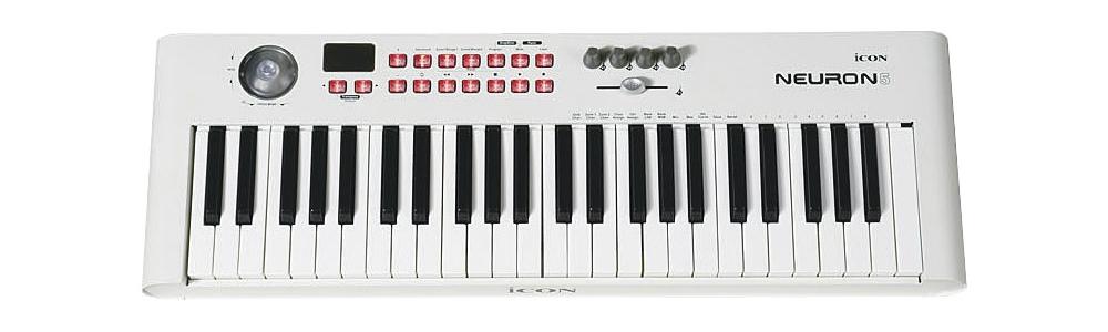Midi-клавиатуры Icon Neuron-5