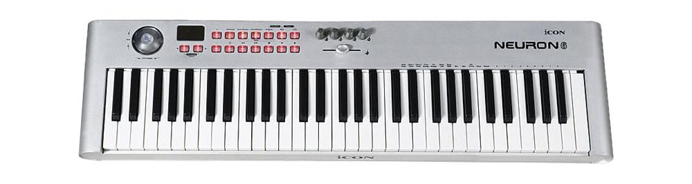 Midi-клавиатуры Icon Neuron-6