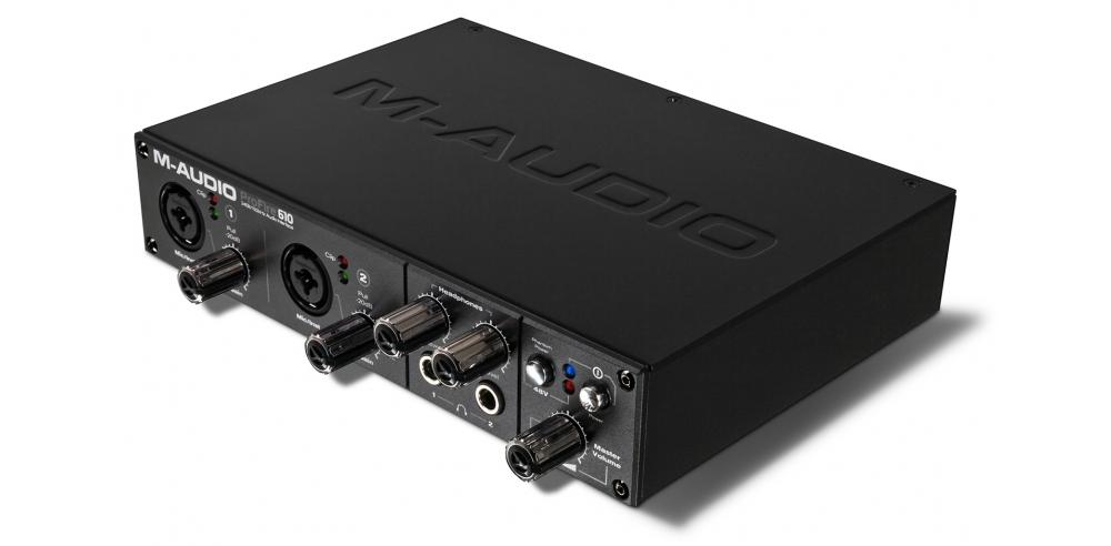 Звуковые карты M-Audio ProFire 610