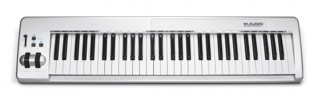 Midi-клавиатуры M-Audio Keystation 61es