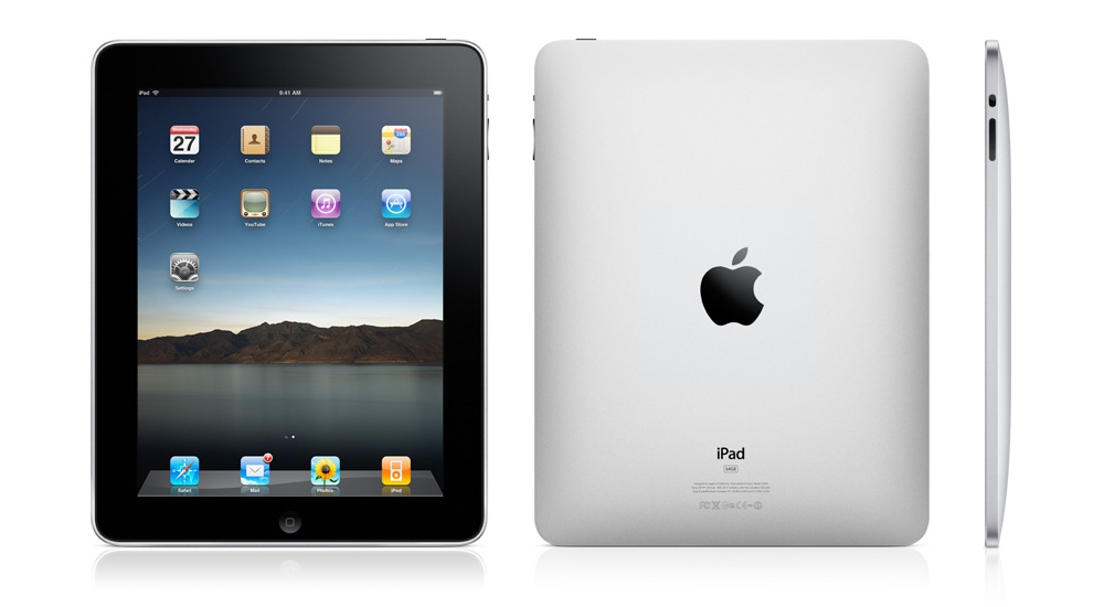 iPad Apple iPad 16Gb+WiFi