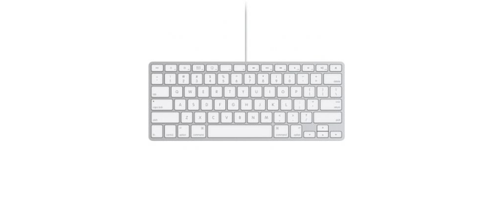 Apple accessories  Apple Keyboard Short (aluminium) [MB869RS/A]