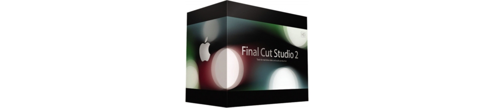 iSoftware Apple Final Cut Studio 5.1 upgrade from FCP1/ 2/ 3 [MA286]