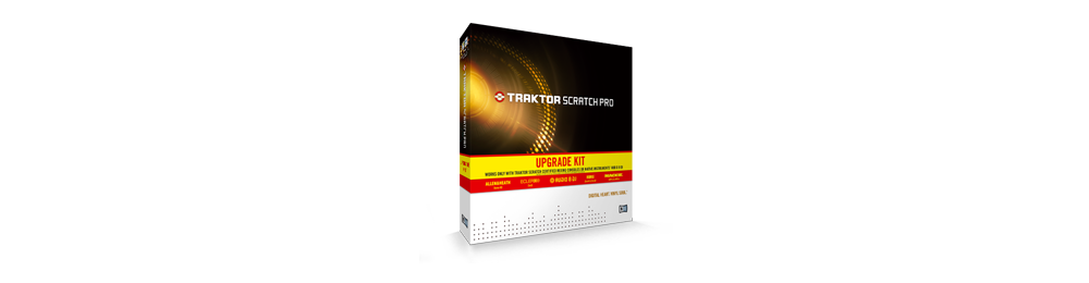 Программы для создания музыки Native Instruments Traktor Scratch Pro Upgrade Kit