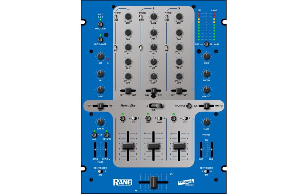 DJ-микшеры Rane Blue Empath