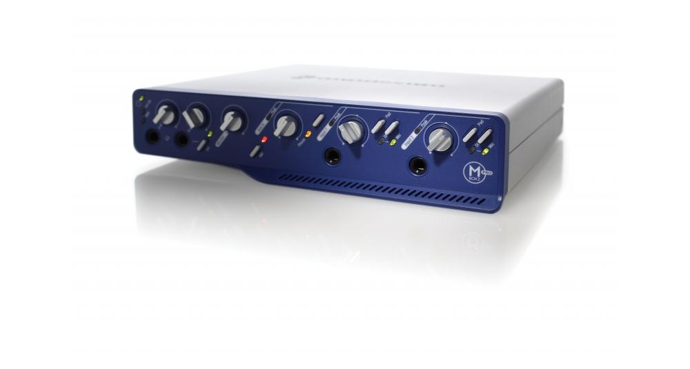 Звуковые карты Digidesign Mbox 2 Pro Factory