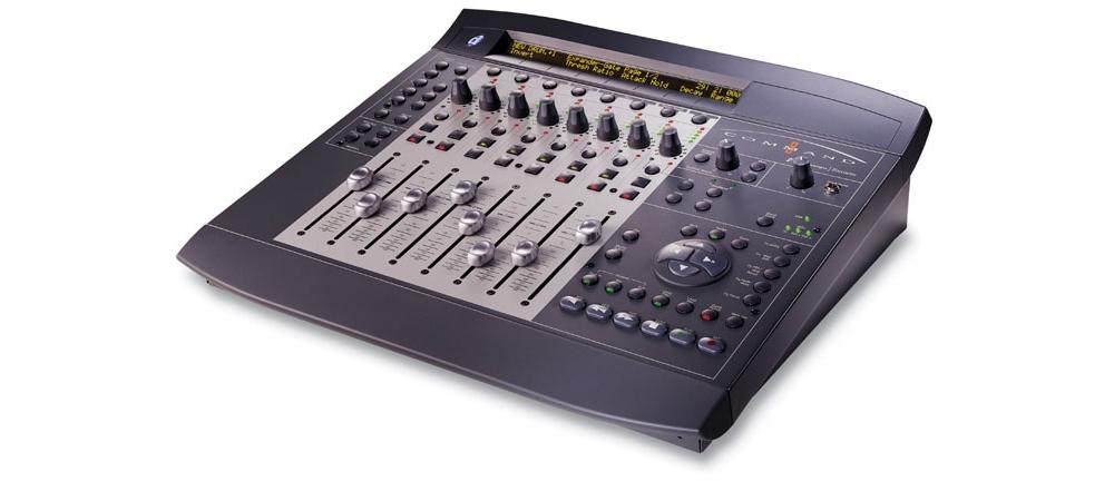 DJ-контроллеры Digidesign Command 8