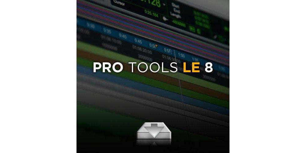 Программы для создания музыки Digidesign Pro Tools LE 8 Upgrade