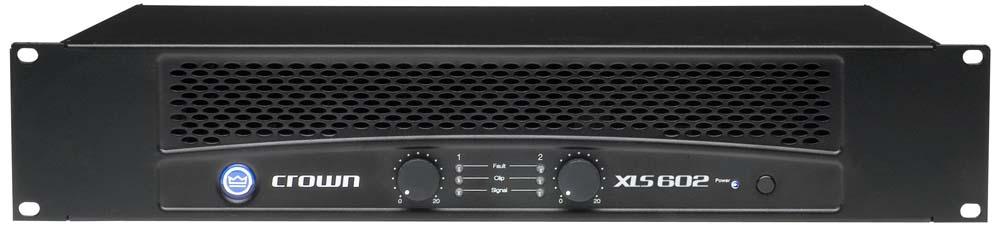 Усилители мощности Crown XLS 602D