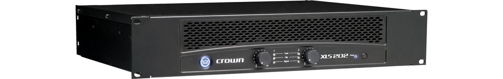Усилители мощности Crown XLS 202D