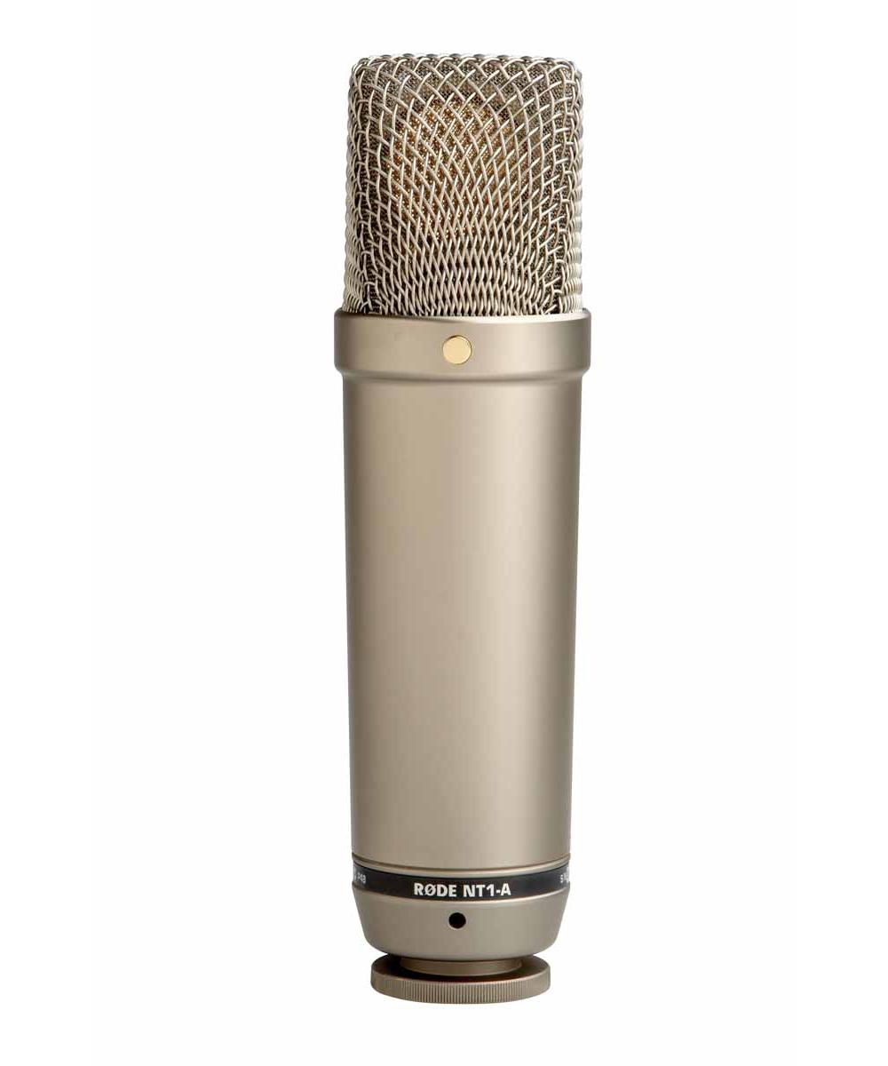 Студийные микрофоны Rode NT1-A