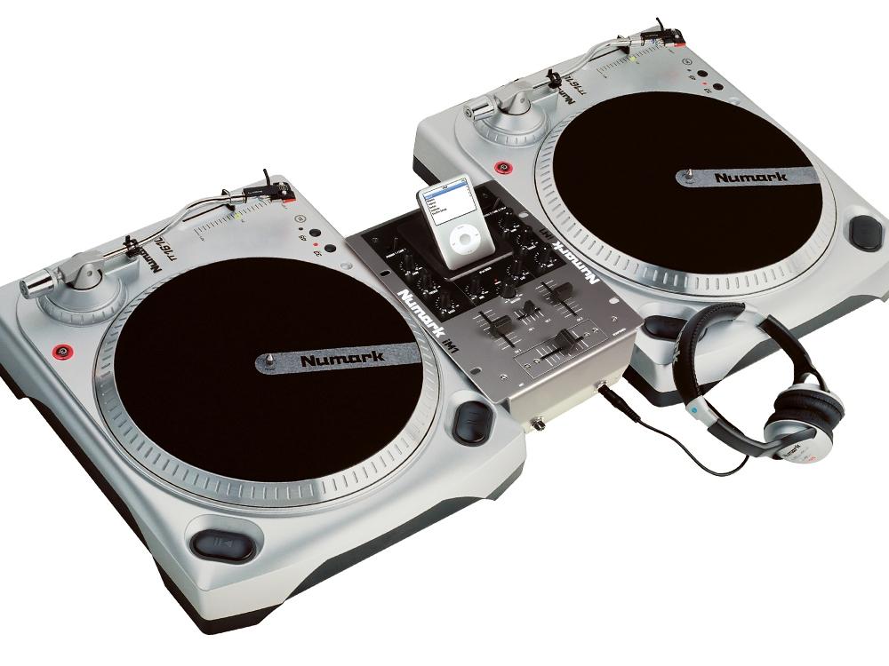 DJ-комплекты Numark Dj In A Box
