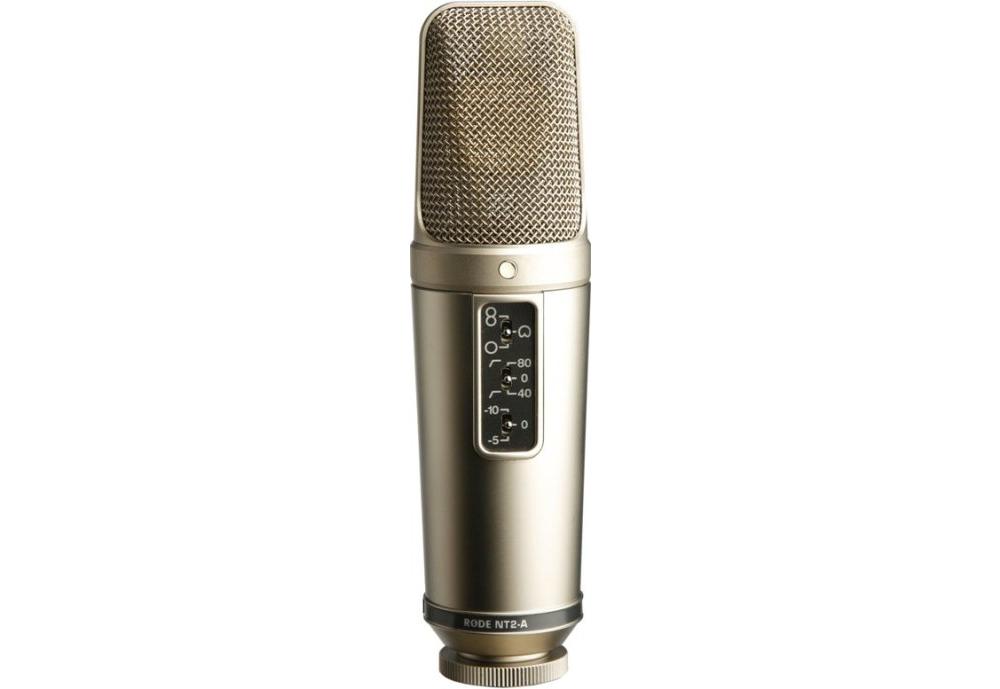 Студийные микрофоны Rode NT2-A