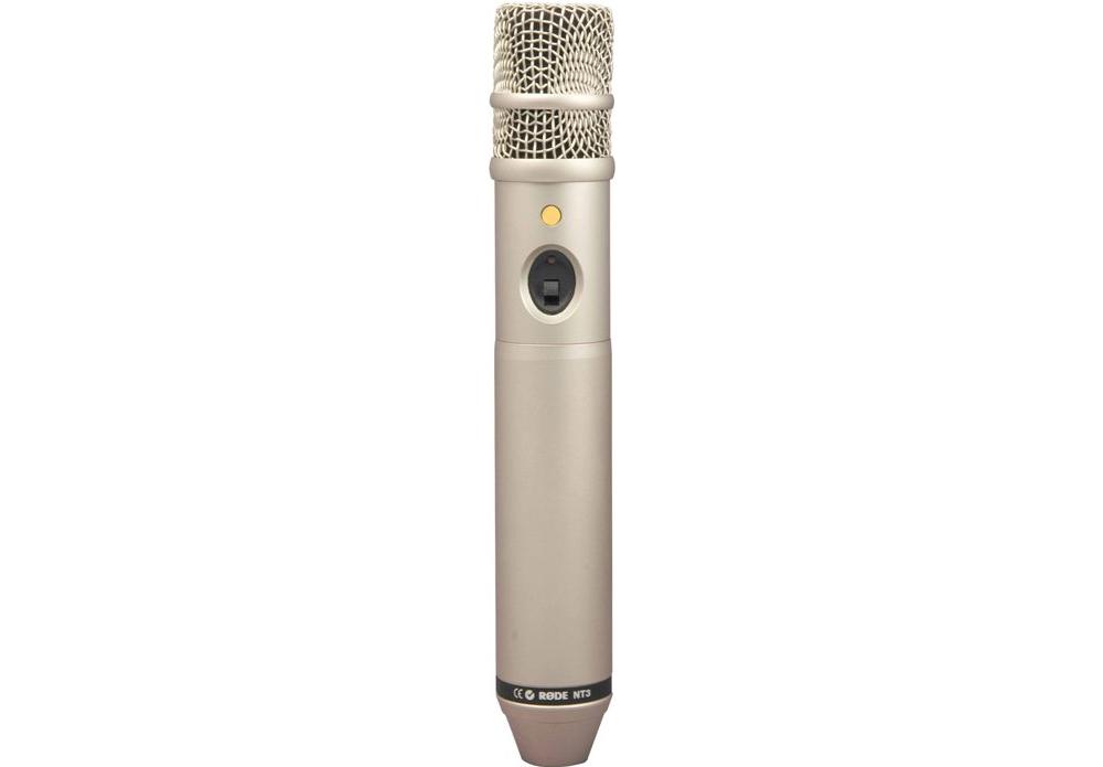 Студийные микрофоны Rode NT3