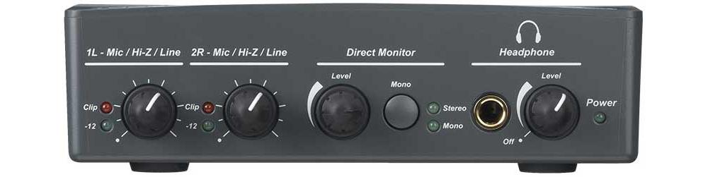 Звуковые карты Creative Professional E-Mu Tracker Pre USB