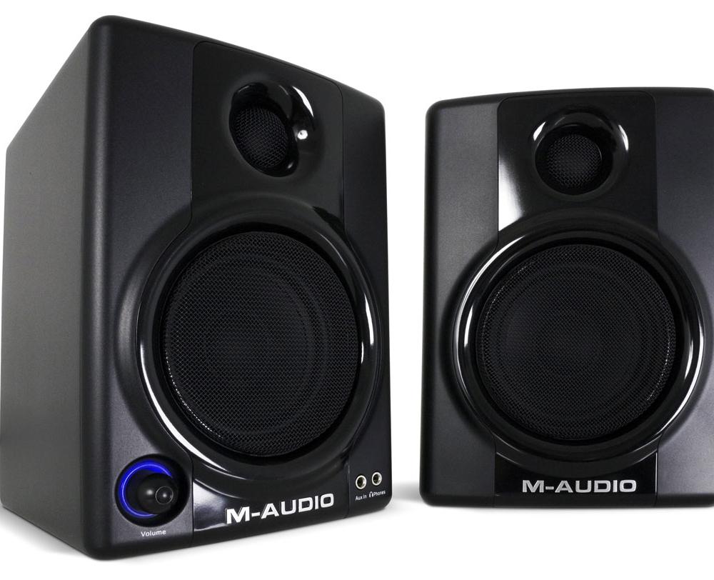 Студийные мониторы M-Audio Studiophile AV 30