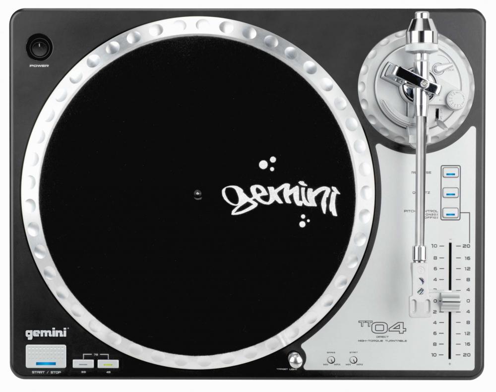 Проигрыватели винила Gemini TT-04 E