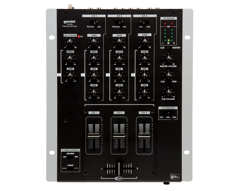 DJ-микшеры Gemini PS-626X