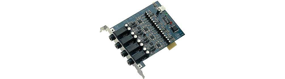 Звуковые карты RME AEB 4/O Expansion Board