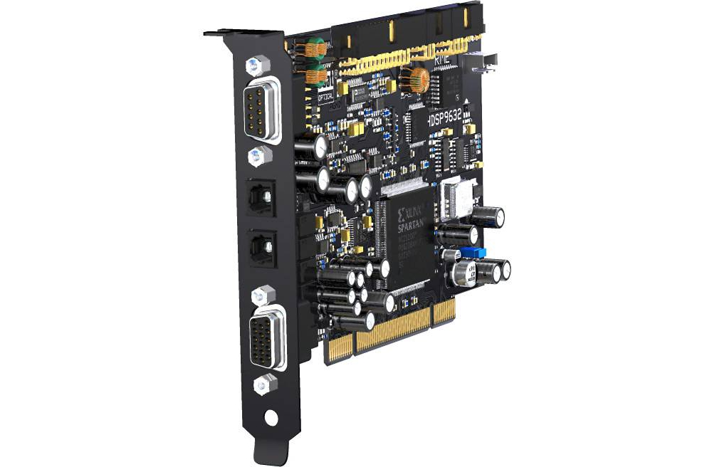 Звуковые карты RME HDSP 9632