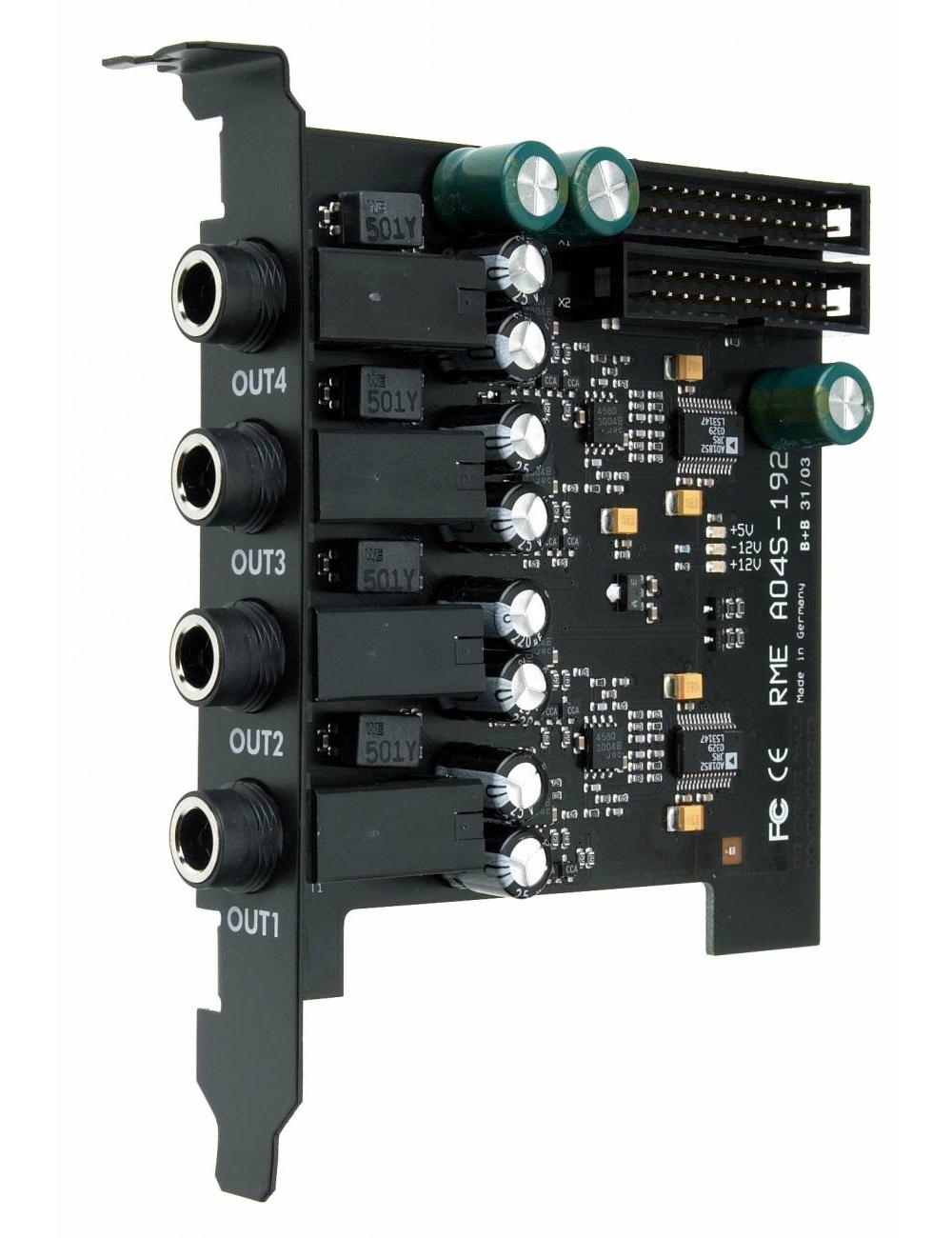 Звуковые карты RME AO4S-192 Expansion Board