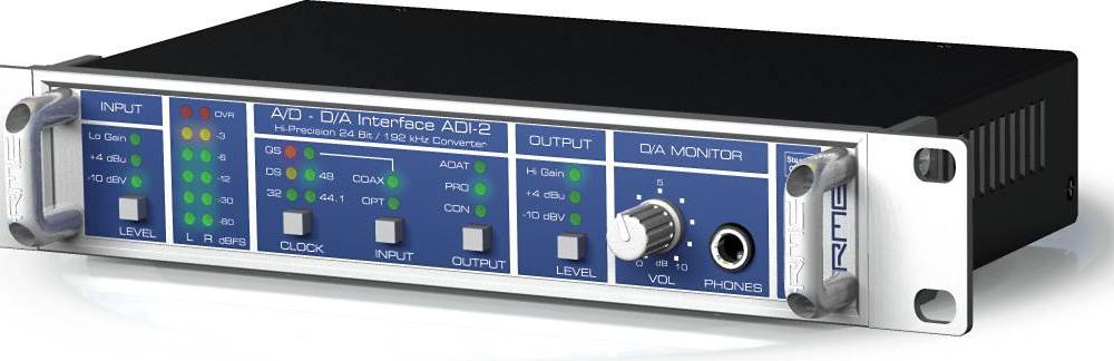 Аудио конверторы, рекордеры RME ADI-2