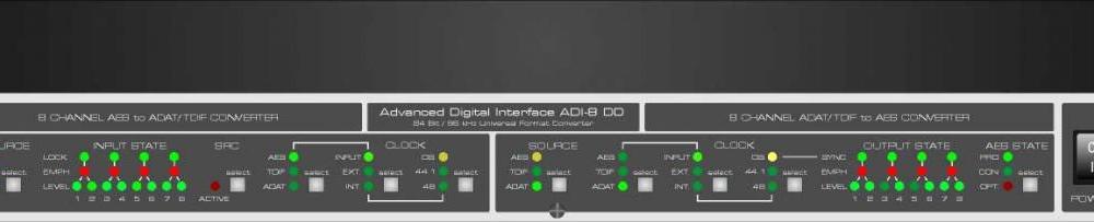Аудио конверторы, рекордеры RME ADI-8 DD