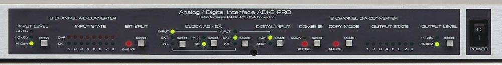Аудио конверторы, рекордеры RME ADI-8 PRO