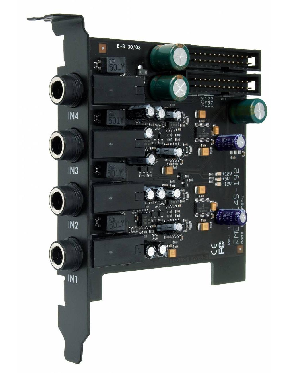 Звуковые карты RME AI4S-192