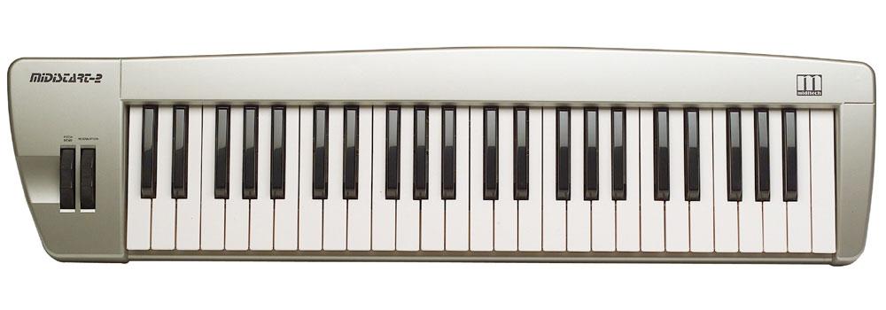 Midi-клавиатуры Miditech Midistart-2