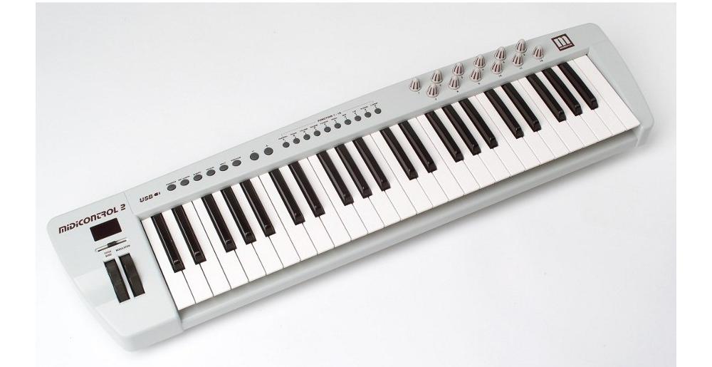 Midi-клавиатуры Miditech Midicontrol-2
