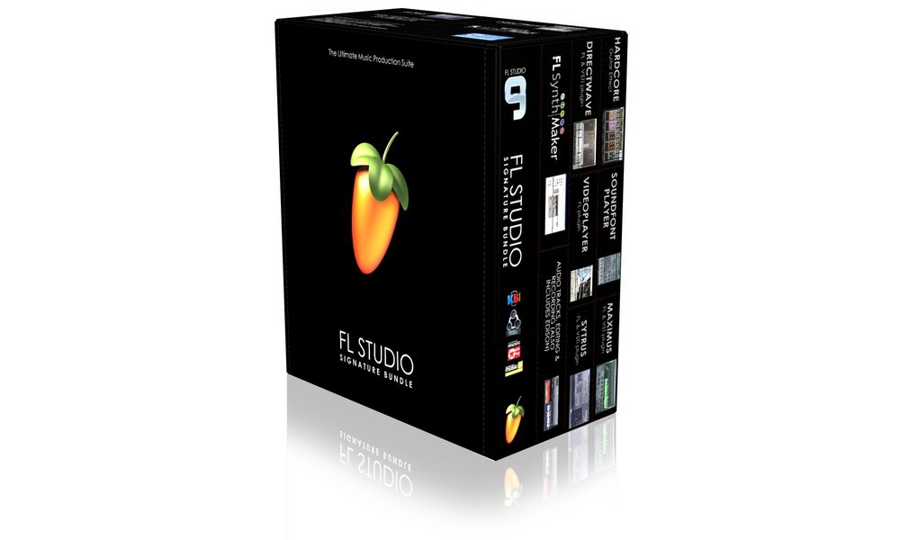 Программы для создания музыки Image Line FL Studio Signature Bundle 9