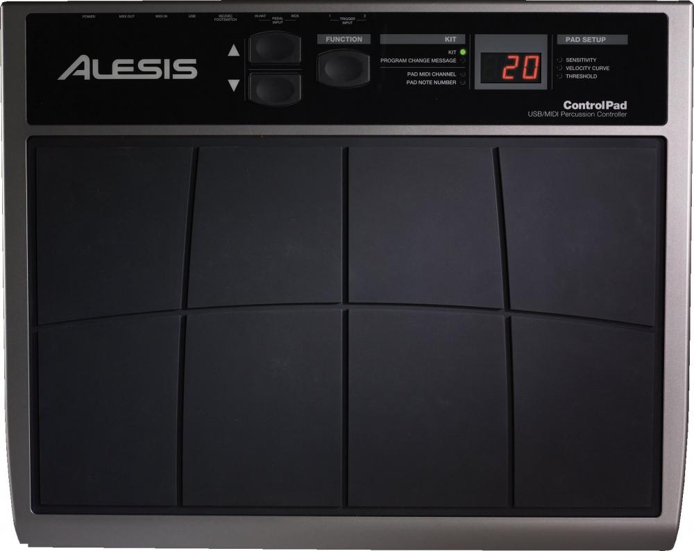 DJ-контроллеры Alesis ControlPad