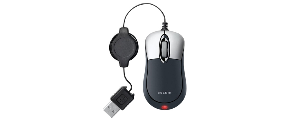 Belkin accessories  Belkin Mini Travel Retractable F5L016NGUSB