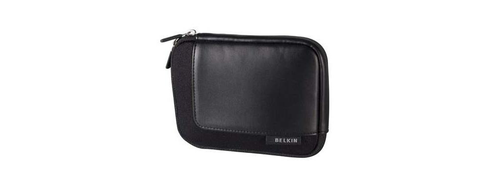 Belkin accessories  Belkin Classic HDD Case (Neoprene+PU leather) Black F8N158EA001
