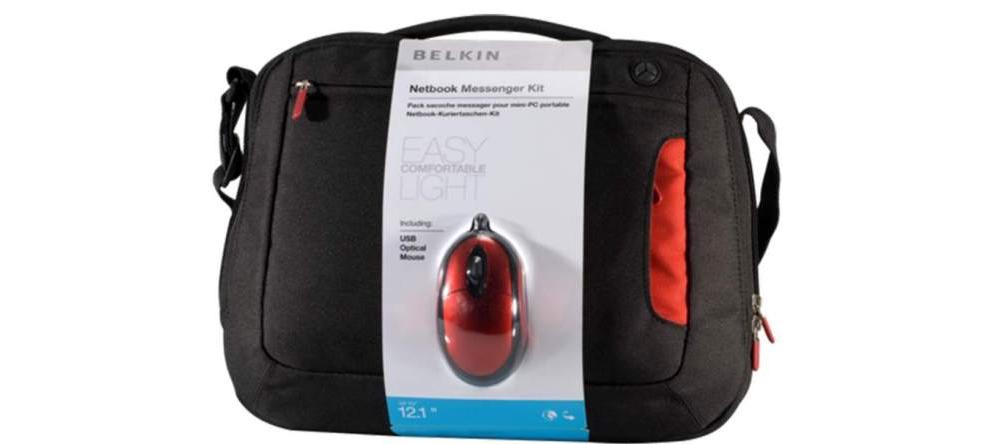 Belkin accessories  Belkin Messenger Kit Jet-Cabernet F5Z0161EA