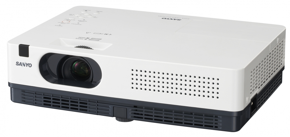 Видеопроекторы Sanyo PLC-XW200