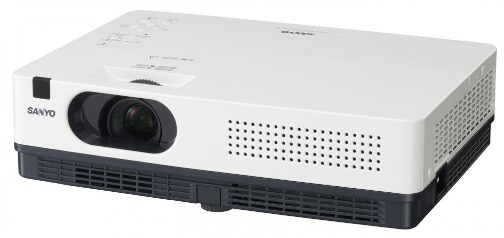 Видеопроекторы Sanyo PLC-XW300