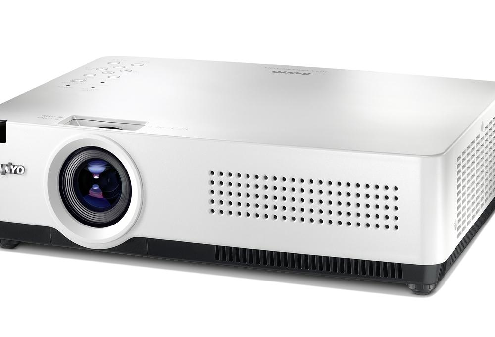 Видеопроекторы Sanyo PLC-XU350