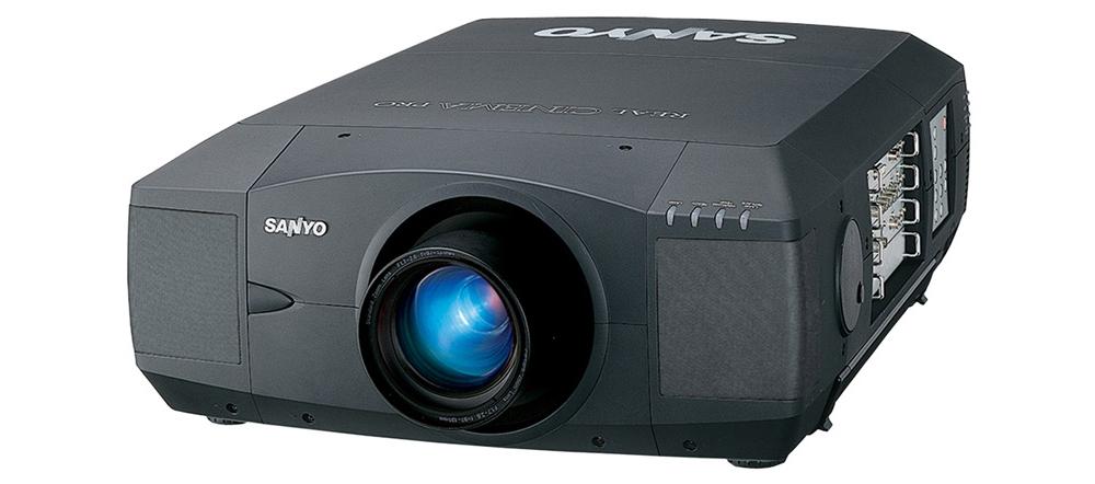 Видеопроекторы Sanyo PLC-HD2000