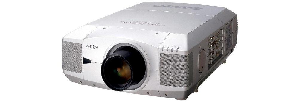 Видеопроекторы Sanyo PLC-UF15