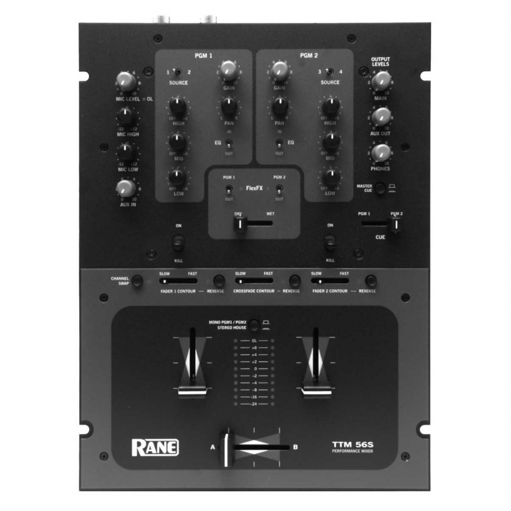 DJ-микшеры Rane TTM56S