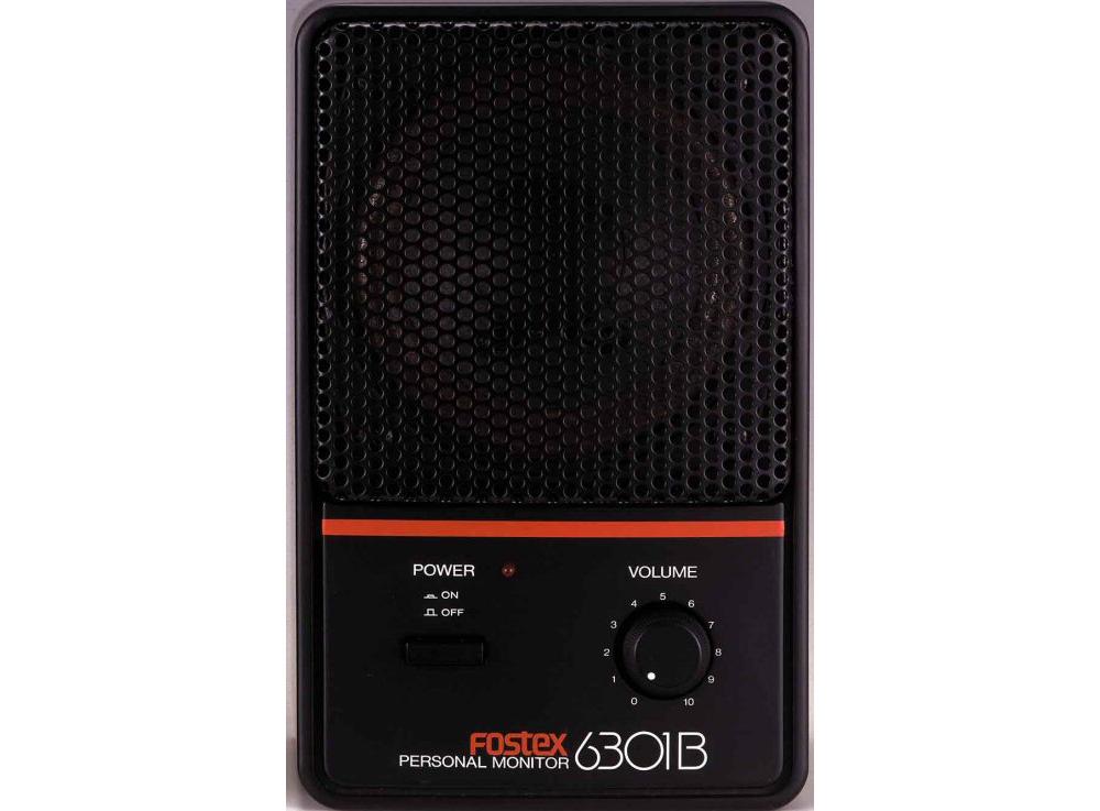 Студийные мониторы Fostex 6301BX