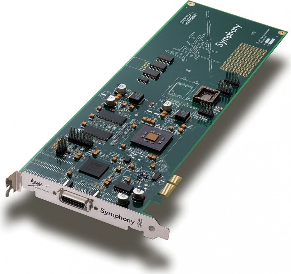 Звуковые карты Apogee Symphony PCI-Express