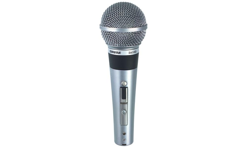 Все Микрофоны Shure 565SD LC
